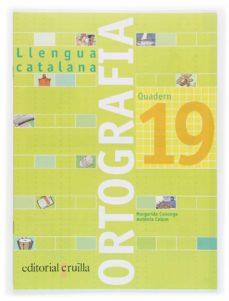 Inciertagloria.es Quadern Ortografia Catalana 19 (2006)6º Primaria Image