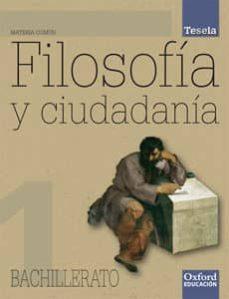 Cronouno.es Tesela Filosofía 1ºbachillerato La/cd Image