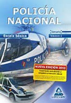 Trailab.it Escala Basica De Policia Nacional. Temario. Vol. Ii Image