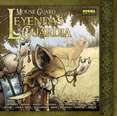 mouse guard: leyendas de la guardia (vol. 1)-david petersen-9788467907865