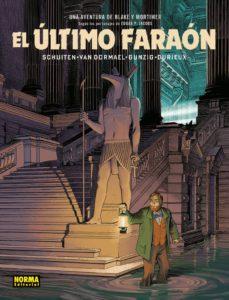 Descarga de libros de texto de Kindle BLAKE Y MORTIMER: EL ULTIMO FARAON in Spanish 9788467938265