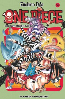 one piece nº 55-eiichiro oda-9788468472065