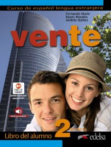 Descargar ebooks gratis para nook VENTE 2 - LIBRO DEL ALUMNO de FERNANDO MARIN, REYES MORALES, ANDRES IBAÑEZ
