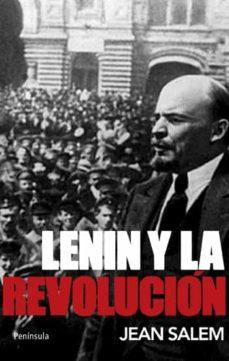 lenin y la revolucion-jean salem-9788483079065