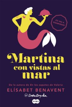 martina con vistas al mar (horizonte martina 1) (ebook)-elisabet benavent-9788483658765