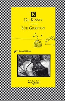 k de kinsey-sue grafton-9788483834565
