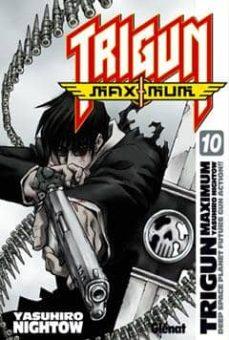 trigun maximum 10-yasuhiro nightow-9788484498865