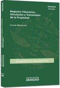 Carreracentenariometro.es Negocios Fiduciarios, Simulacion Y Transmision De La Propiedad Image