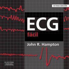 ecg fácil (ebook)-john r. hampton-9788490226865
