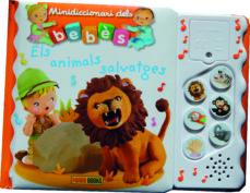 Treninodellesaline.it Animals Salvatges (Mini Diccionari Dels Bebes Sonors) Image