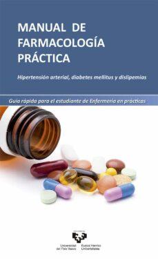 Ebook para descargar gratis estructura de datos MANUAL DE FARMACOLOGIA PRACTICA: HIPERTENSION ARTERIAL, DIABETES MELLITUS Y DISLIPEMIAS. GUIA RAPIDA PARA EL ESTUDIANTE DE ENFERMERIA PRACTICAS de  (Literatura española) 9788490824665 ePub