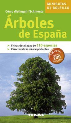 Titantitan.mx Arboles De España (Miniguias De Bolsillo) Image
