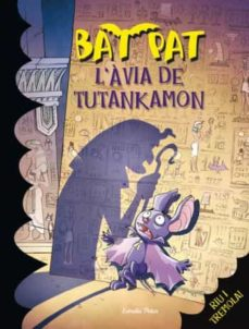 Bressoamisuradi.it Bat Pat 3: L Avia De Tutankamon Image