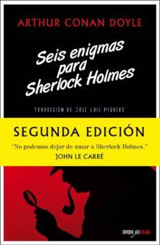 Mrnice.mx Seis Enigmas Para Sherlock Holmes Image