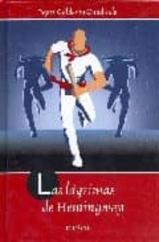 Chapultepecuno.mx Las Lagrimas De Hemingway (Serie Lola Machor 1) Image