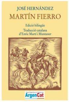 Inciertagloria.es Martín Fierro Image