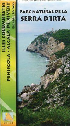parc natural de la serra d irta mapa 1:20.000-9788494291265