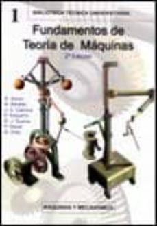 Inmaswan.es Fundamentos De Teoria De Maquinas (2ª Ed.) Image