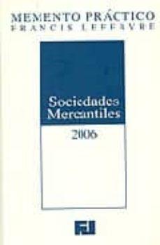 Valentifaineros20015.es Memento Sociedades Mercantiles 2006 Image