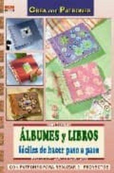 albumes y libros faciles de hacer paso a paso-uschi heller-9788496777965