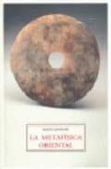 metafisica oriental-rene guenon-9788497165365