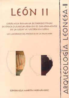 Followusmedia.es Ceramica Romana De Paredes Finas De Epoca Jilioclaudia En El Camp Amento De La Legio Vi Victrix En Leon. Los Materiales Del Poligono De La Palomera . Serie Leon Ii Image