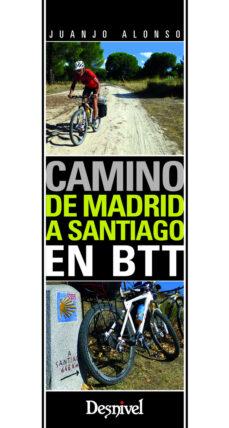 camino de madrid a santiago en btt-juanjose alonso-9788498293265