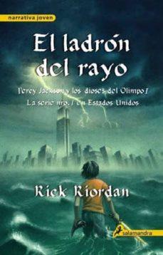 PERCY JACKSON 1 EL LADRON DEL RAYO | RICK RIORDAN | Comprar libro ...