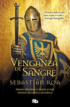 Descargar libros electrónicos en archivo pdf VENGANZA DE SANGRE RTF PDB