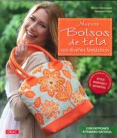 nuevos bolsos de tela con diseños fantasticos-miriam dornemann-9788498743265