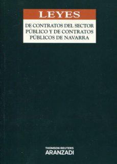 Costosdelaimpunidad.mx Leyes De Contratos Del Sector Publico Y De Contratos Publicos De Navarra Image