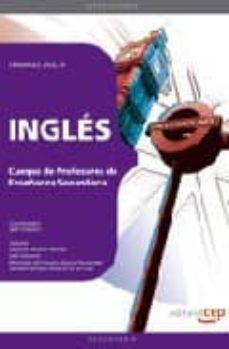 Mrnice.mx Cuerpo De Profesores De Enseñanza Secundaria: Ingles: Temario (Vo L. Ii) Image