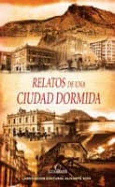 relatos de una ciudad dormida (ebook)-9788499481265