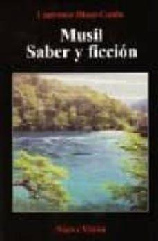 MUSIL. SABER Y FICCION - LAURENCE DHAN-GAIDA  