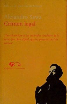 Inciertagloria.es Crimen Legal Image