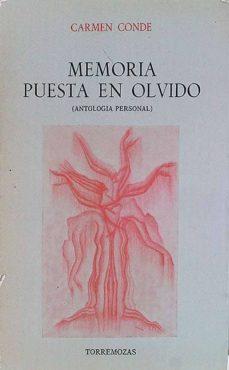 Vinisenzatrucco.it Memoria Puesta En Olvido (Antología Personal) Image