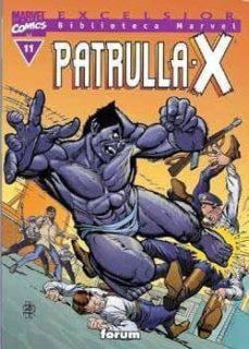 Alienazioneparentale.it Patrulla-x Nº 11 (Biblioteca Marvel) Image