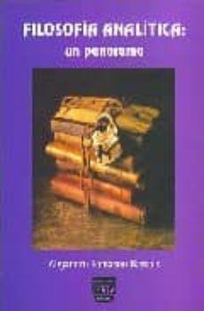 filosofia analitica: un panorama-alejandro tomasini bassols-9789707223370