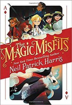 the magic misfits-neil patrick harris-9780316355575
