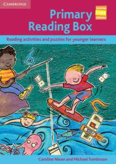 primary reading box : reading activities and puzzles-caroline nixon-michael tomlinson-9780521549875