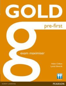 Descargador en línea de libros de google GOLD PRE-FIRST MAXIMISER WITHOUT KEY ED 2013