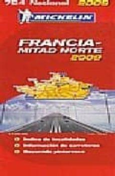 Inmaswan.es Francia Norte 2009 (Ref. 724) (Mapas National) Image