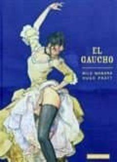 el gaucho (fra)-hugo pratt-9782203030275