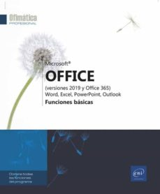 Valentifaineros20015.es Microsoft® Office (Versiones 2019 Y Office 365): Word, Excel, Powerpoint, Outlook Image