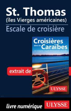 st. thomas (îles vierges américaines) - escale de croisière (ebook)-9782765808275