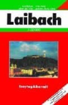 Trailab.it Ljubljana = Laibach (1:20000) (Freytag And Berndt) Image
