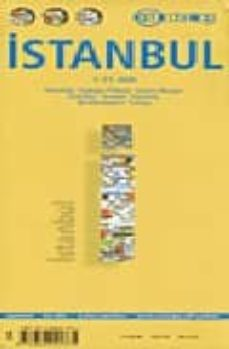 estambul, plano callejero (1:11000)-9783866091375