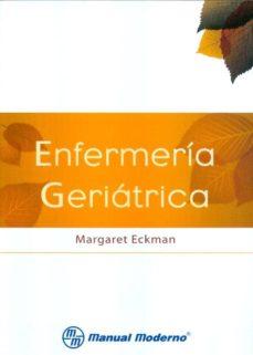 Descargar google ebooks en formato pdf ENFERMERIA GERIATRICA.