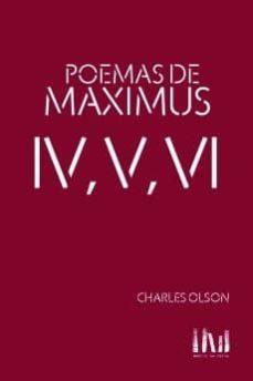 Titantitan.mx Poemas De Maximus Iv, V, Vi (Bilingüe) Image