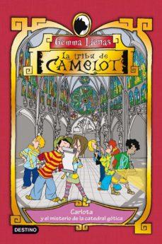 carlota y el misterio de la catedral gótica (ebook)-gemma lienas-9788408110675